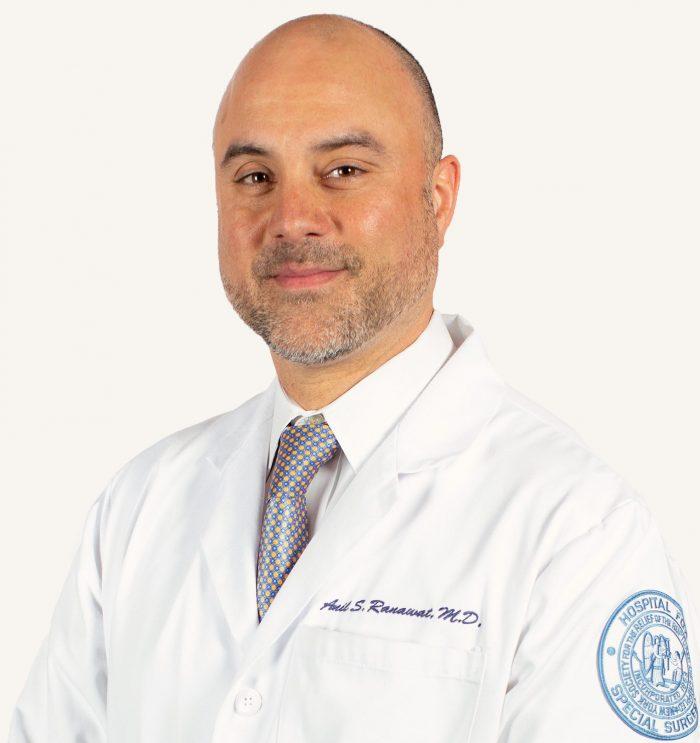 Anil S  Ranawat, M D  - Ranawat Orthopaedics | Hospital for